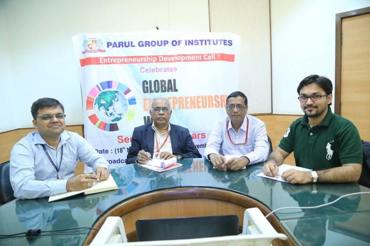Panel Member during Global Entrepreneurship Week