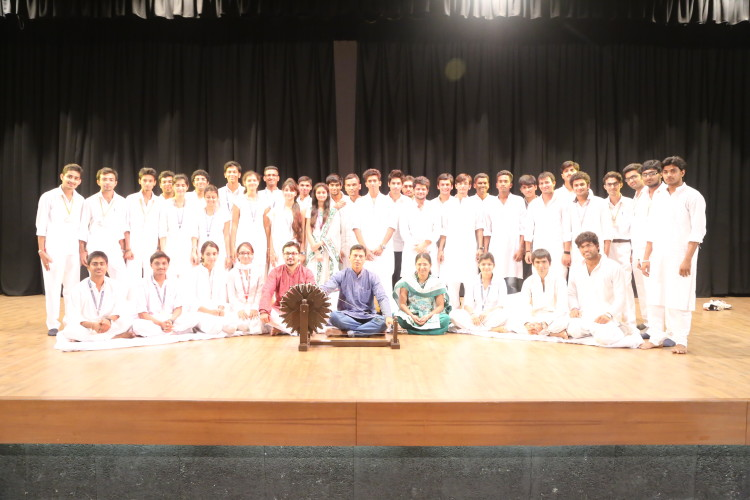 Group Photo : Gandhi Jayanti Celebrations