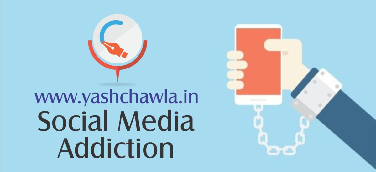 Social Media Addiction – An Observtion