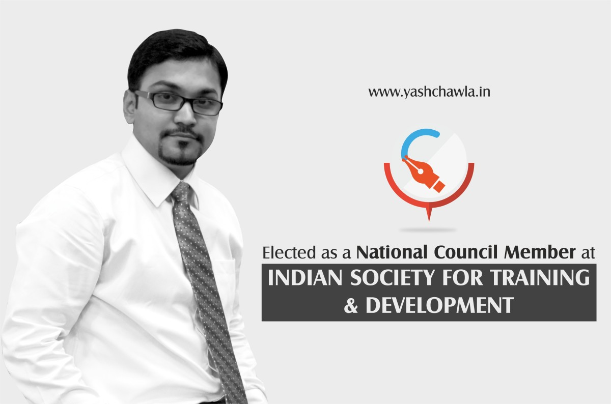 National Council Member at Indian Society for Training & Development
