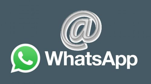 WhatsApp gets @ Mention Feature for Groups