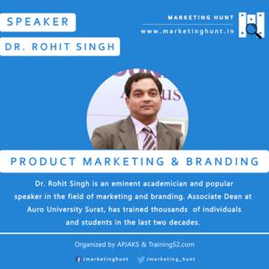 marketing-hunt-dr-rohit-singh