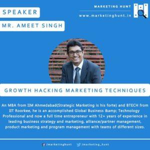 marketing-hunt-mr-ameet-singh