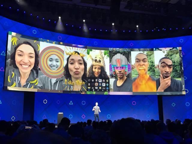 Facebook Camera Effects